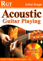Acoustic Guitar Playing: Initial Stage (Paperback)