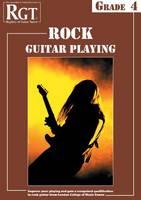 Rgt Rock Guitar Playing -- Grade Four (Paperback)