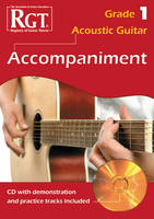 Acoustic Guitar Accompaniment RGT Grade One (Paperback)