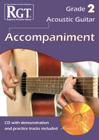 Acoustic Guitar Accompaniment RGT Grade Two (Paperback)