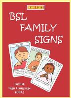 BSL FAMILY Signs: British Sign Language