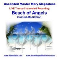 Mary Magdalene - Beach of Angels Meditation (CD-Audio)