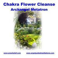 Chakra Flower Cleanse- Archangel Metatron - Meditation (CD-Audio)