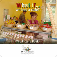 What If We Had a Cafe? (Paperback)