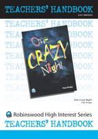 One Crazy Night - High Interest Teenage - Teachers' Handbooks (Spiral bound)