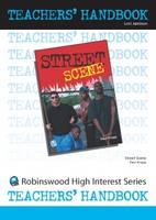 Street Scene - High Interest Teenage - Teachers' Handbooks (Spiral bound)