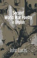 Second World War Poetry in English (Paperback)