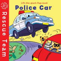 Police Car - Rescue Team No. 2 (Paperback)