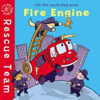 Fire Engine - Rescue Team No. 4 (Paperback)