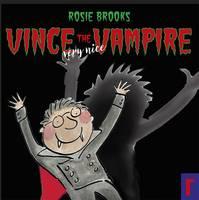 Vince the (Very Nice) Vampire (Paperback)