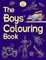 The Boys' Colouring Book (Paperback)