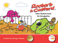 Roobarb and Custard: When Roobarb Found Hieroglyphics (Paperback)