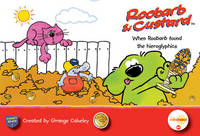 When Roobarb Found the Hieroglyphics - Roobarb & Custard Pocket Reads (Paperback)