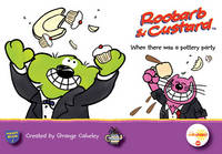 When There Was a Pottery Party - Roobarb & Custard Pocket Reads (Paperback)