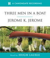 Three Men in a Boat (CD-Audio)