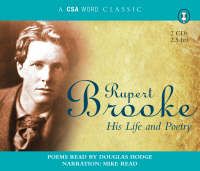 Rupert Brooke: His Life and Poetry (CD-Audio)