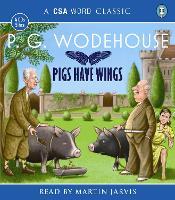 Pigs Have Wings (CD-Audio)