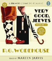 Very Good, Jeeves: Volume 1 (CD-Audio)