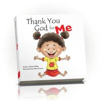 Thank You God for Me - Thank You God (Board book)
