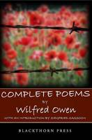 Complete Poems by Wilfred Owen