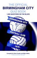 The Official Birmingham City Quiz Book (Hardback)