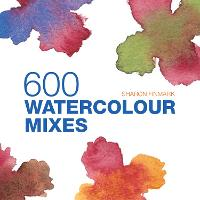 600 Watercolour Mixes (Hardback)