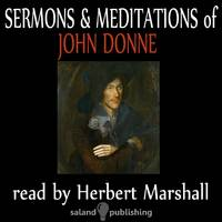 The Sermons and Meditations of John Donne (CD-Audio)