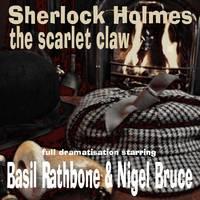 Sherlock Holmes: The Scarlet Claw (CD-Audio)