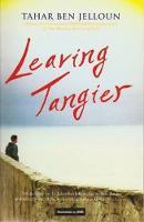 Leaving Tangier (Paperback)