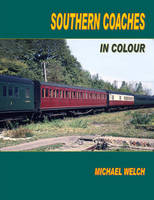 Southern Coaches in Colour (Paperback)