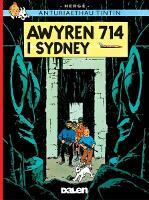 Cyfres Anturiaethau Tintin: Awyren 714 i Sydney (Paperback)