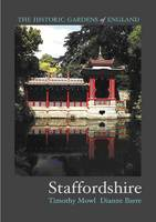 Gardens of Staffordshire - The Historic Gardens of England (Paperback)