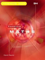 Essential Maths: Homework Bk. 9H (Paperback)