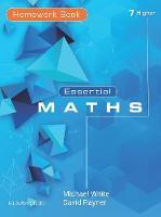 Essential Maths 7 Higher - Essential Maths (Paperback)