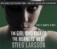 The Girl Who Kicked the Hornets' Nest - Millennium Trilogy (CD-Audio)