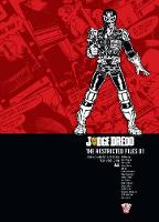 Judge Dredd: The Restricted Files 01 - Judge Dredd (Paperback)