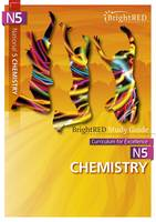National 5 Chemistry Study Guide - BrightRED Study Guides (Paperback)