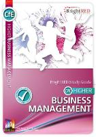 CfE Higher Business Management Study Guide (Paperback)