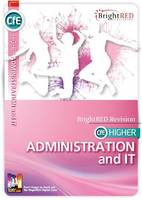 CfE Higher Administration and IT Study Guide (Paperback)