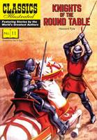Knights of the Round Table - Classics Illustrated (Paperback)