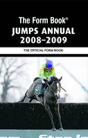 The Form Book Jumps Annual 2008-2009 (Hardback)