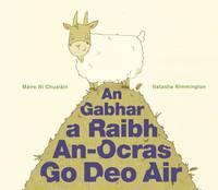 An Gabhar a Raibh an-Ocras Go Deo Air (Board book)