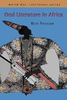 Oral Literature in Africa (Paperback)