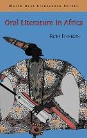 Oral Literature in Africa (Hardback)