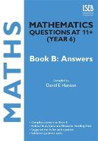 Mathematics Questions at 11+ (Year 6) Book B: Answers (Paperback)