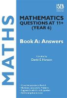 Mathematics Questions at 11+ (Year 6) Book A: Answers (Paperback)