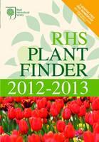 RHS Plant Finder 2012 - 2013 (Paperback)