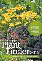 RHS Plant Finder 2016 (Paperback)
