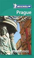 Must Sees Prague - Michelin Must Sees Guide (Paperback)