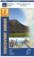 Cork, Limerick - Irish Discovery Series Sheet 73 (Sheet map, folded)